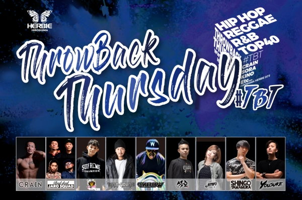 THURSDAY!!☆ThrowBack Thursday!!