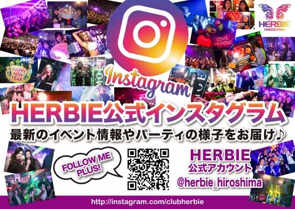 ☆HERBIE INSTAGRAM☆
